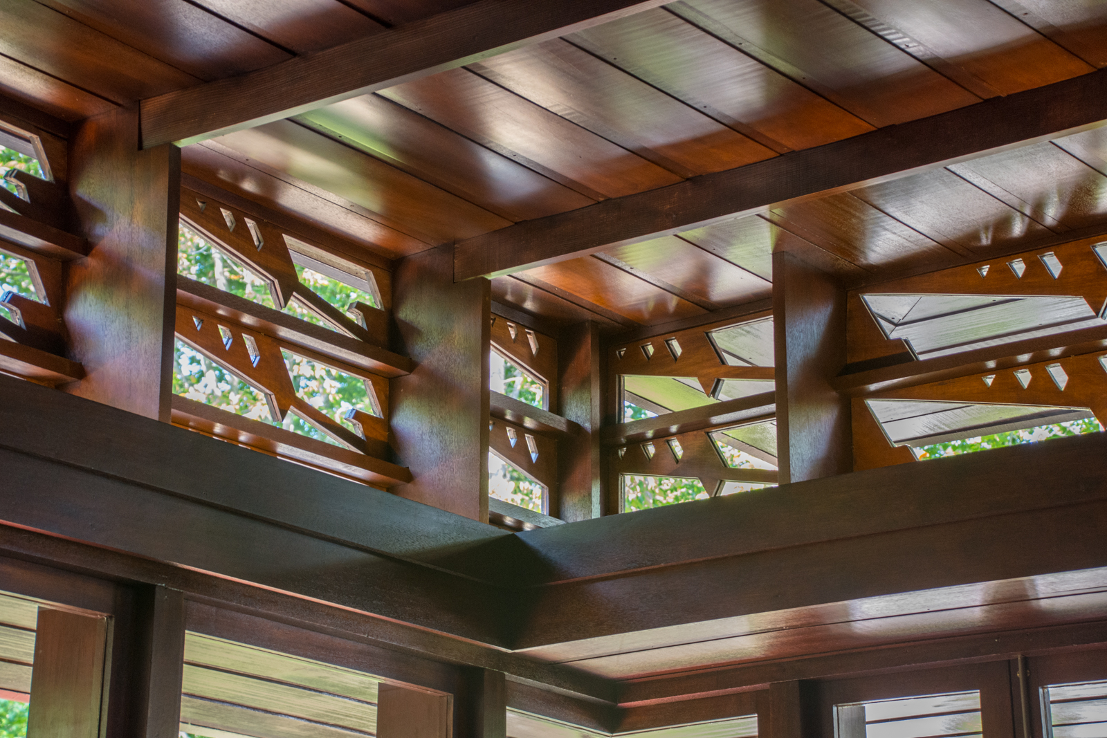 First Look Step Inside Frank Lloyd Wright S Bachman